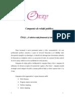 160315394 Campanie de Relatii Publice Oxxy