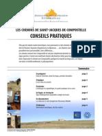 01-Conseils Pratiques - Camino de Santiago