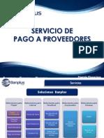 Presentación a Clientes - Servicio Pago a Proveedores