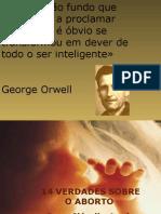 14 verdades Aborto