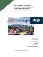 Trabajo de Nicaragua