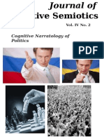 Cognitive Narratology of Politics