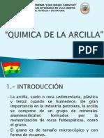 g1.- Quimica de La Arcilla