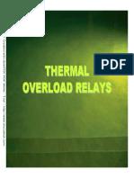 Overload Relays