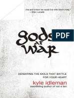 Gods at War by Kyle Idleman, sample