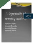 3 Segmentaci n Del Mercado y Sus Criterios