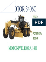 Motor 3406c