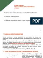 7. Radiação de Sistemas Simples