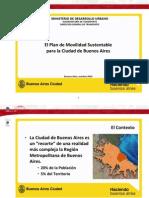 El Plan de Movilidad Sustentable Para La Ciudad de Buenos Aires Hector Lostri Guillermo Krantzer