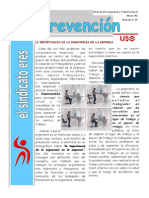Importancia de La Ergonomia en La Empresa
