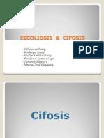 Cifosis y Escoliosis