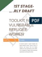 Supporting Refugee & Asylum-Seeking Women Toolkit