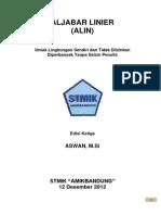 Alin Edisi 2013