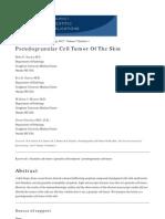 Pseudogranular Cell Tumor of the Skin,  Internet J Dermatol 2007