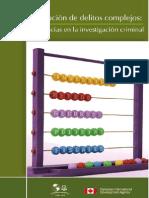 Investigación Delitos Complejos Chile y COLOMBIA