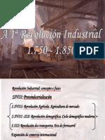 A 1 Revolucion Industrial