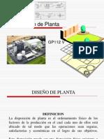 Disposicionde Planta Gp112
