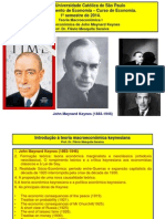 Teoria Keynesiana John Maynard Keynes