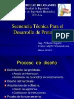 Clase 3_Secuencia Técnica Para El Desarrollo de Prototipos