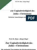 Zur Unglaubwürdigkeit Des Judao Christentums