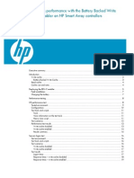 HP Smart Array Tuning