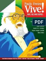 Paulo Freire Vive Hoje Dez Anos Depois - Coletivo de Autores