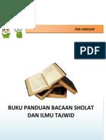 Panduan Sholat Dan Tajwid