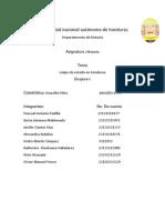 Universidad Nacional Autónoma de Honduras Golpe Estado