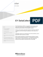 EY DataCollector - Client Enabler