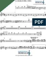 El Baile Del Oso - Sax-tenor