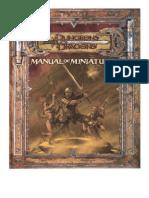 Manual de Miniaturas