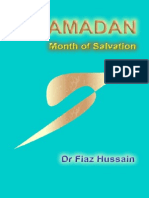 Ramadan Month of Salvation - The Spiritual and Greatest Islamic Month