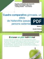 Cuadro Comparativo Amado Gimenez 18261158