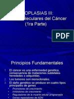 Ts09_BASES MOLECULARES DEL CÁNCER(PARTE 1)