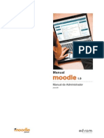 Demo Manual Admin Moodle