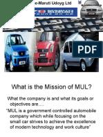 Case Maruti Udoyg Ltd