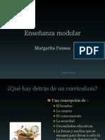 Enseñanza Modular Presentacion