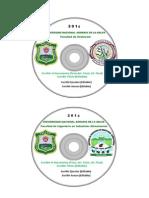 Estructura de CD Editable