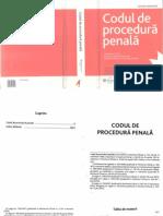 Codul de Procedură Penală (Adnotat) - D.lupaşcu - 2007 (Iulie)