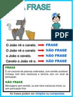 Gramática - Cartazes