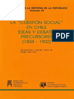 Sergio Grez Toso - La Cuestion Social en Chile