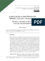 Texto 4 - Educação à Distancia No Brasil - Conceitos e Fundamentos