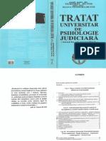 Tratat Universiatar de Psihologie Judiciară - T.butoi,I.T.butoi - 2006 (Lipsesc Pg 107-108)