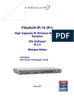 IP-10 I6 3 2 Release Notes - Ver 2 9 26