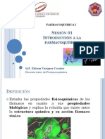 FCOQI_Sesión 01_Introduccion a La Farmacoquimica
