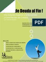 Libre de Deudas Al Fin Manual de Finanzas Personales