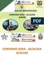 Portafolio de Servicios Sena Acacias