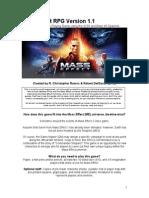 Mass Effect D100 System