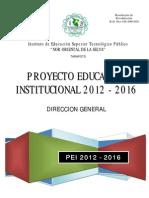 PEI2012-2016IESTPNOS