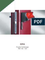 Puerta Cortafuego en Acero IDRA